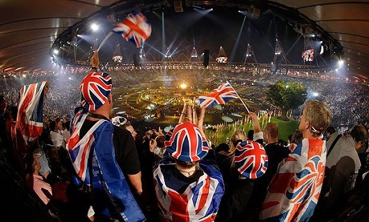 University of St Andrews: Olympics could be good for our well-being