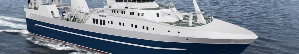 Wärtsilä Ship Design introduces new optimised stern trawler