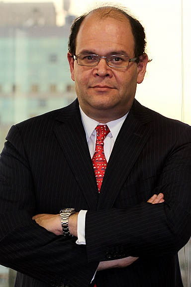 Eduardo Olivares, Head of Digital Banking of BBVA Chile