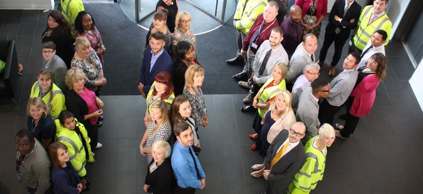 Amey signs the Chartered Institute of Highways and Transport Charter for Diversity & Inclusion to mark National Inclusion Week