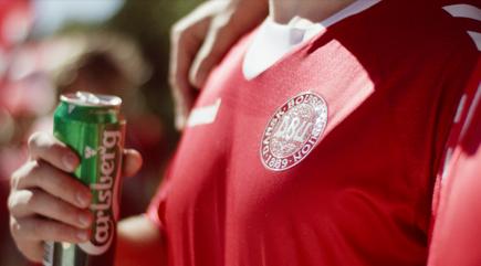 Carlsberg extends Danish Football Association sponsorship until European Championship finals in 2020