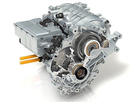 GKN Driveline develops complete electric drive system for plug-in hybrid vehicles