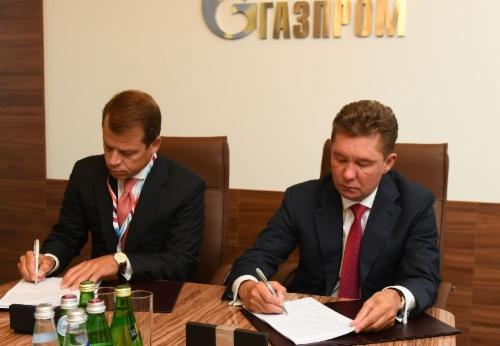 Artyom Obolensky and Alexey Miller