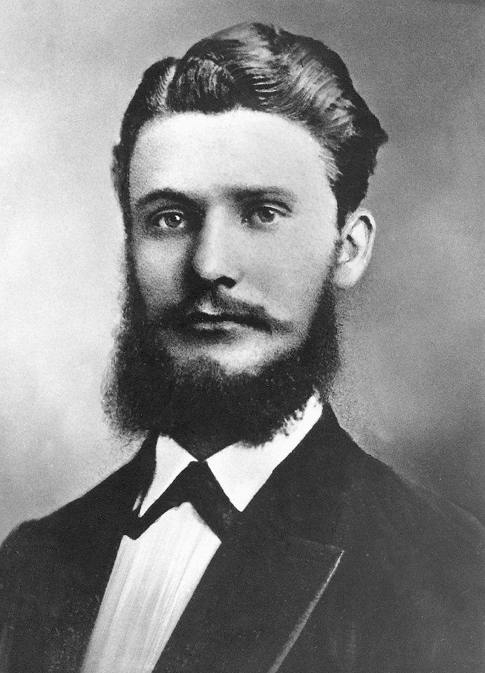 Company founder Fritz Henkel (1876)