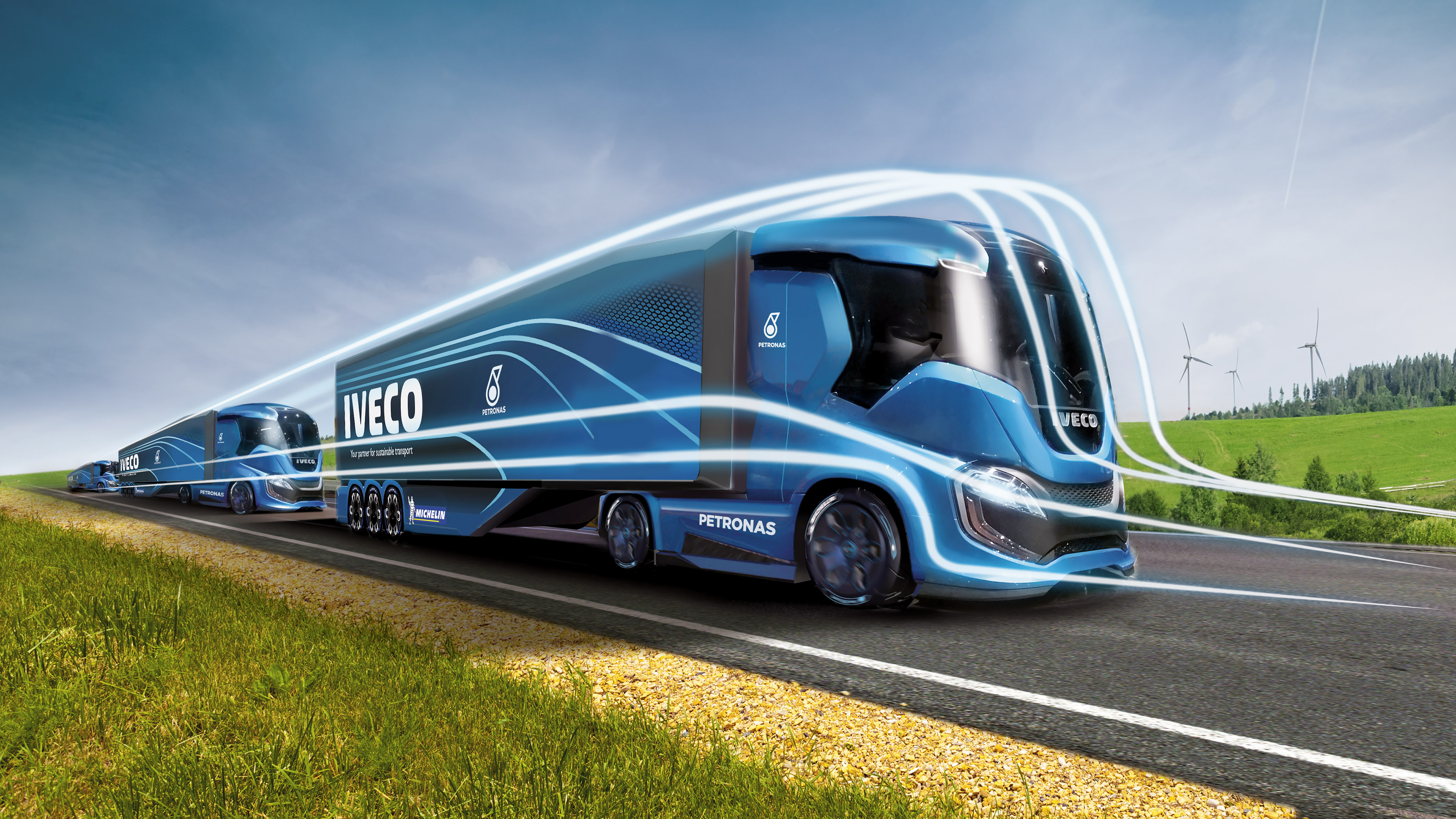 Iveco, a CNH Industrial brand, presents its Z TRUCK at the 2016 IAA Show in Hannover, Germany