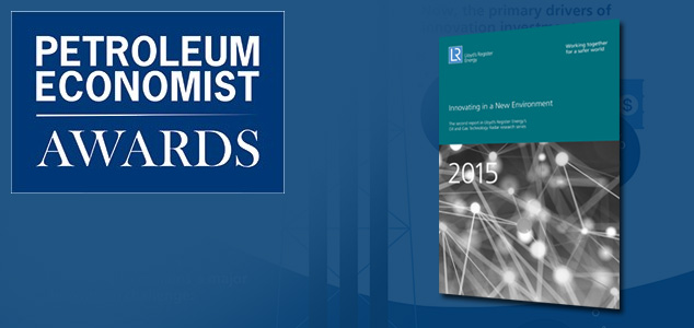 Lloyd's Register's stakeholder communication programme recognised by the Petroleum Economist Awards
