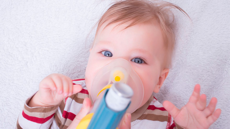 Loughborough University develop new test to diagnose asthma from patient's saliva