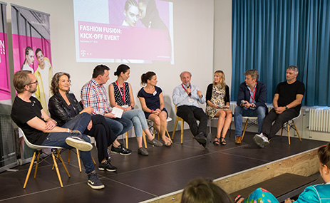 Telekom Fashion Fusion Challenge Jury selects twelve finalists for the Fashion Fusion Lab