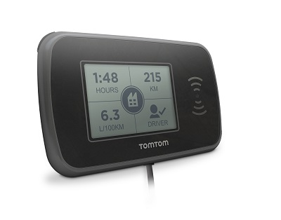 TomTom Telematics launches new driver terminal the TomTom PRO 2020