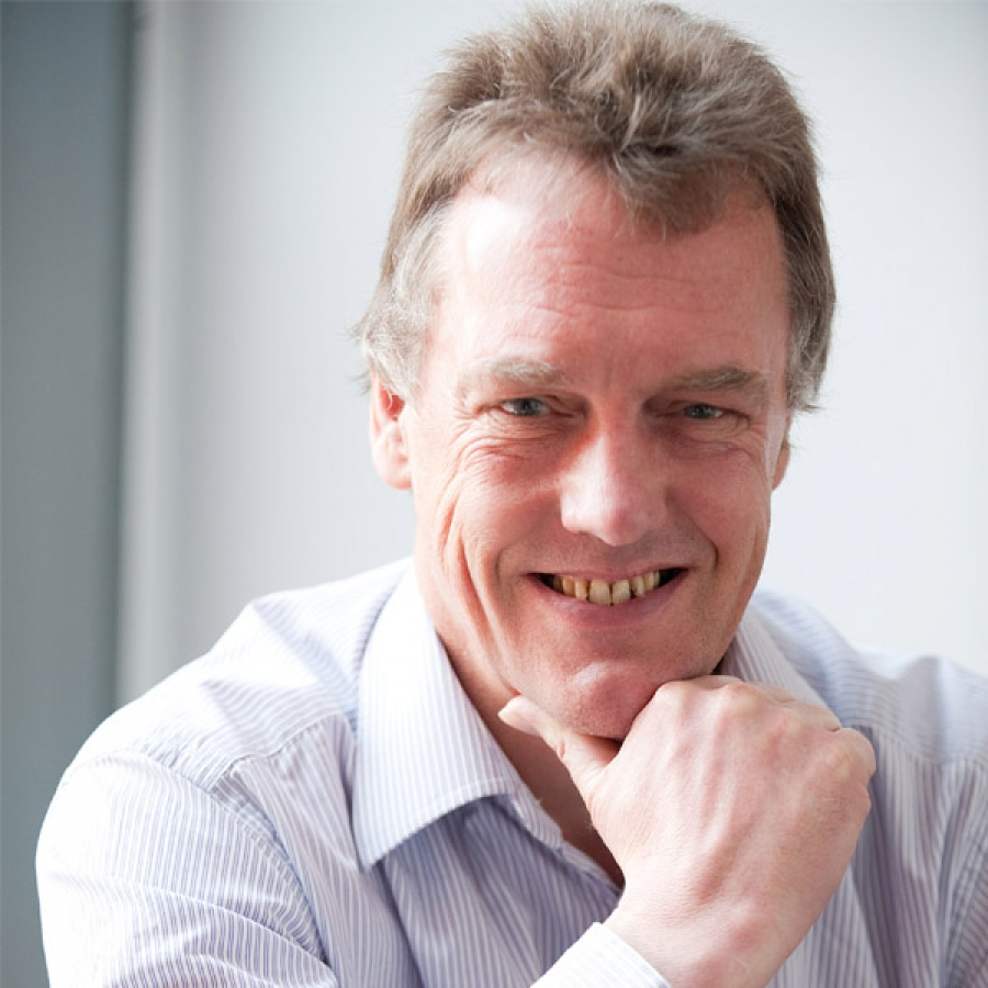 Credit: www.taylor-photo.co.uk Professor Sir Peter Ratcliffe