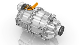 ZF Friedrichshafen AG introduces all-electric central drive for buses, coaches and delivery trucks for urban transport