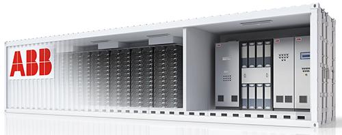 ABB modular microgrid