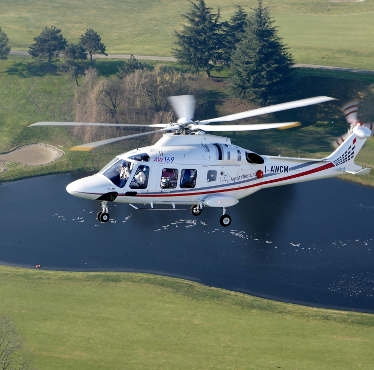 Brazilian corporate and private customers order five AgustaWestland AW169 helicopters from Leonardo-Finmeccanica