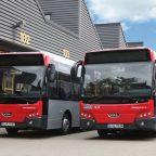 Rheinbahn of Düsseldorf to order further 80 Citea LLEs from VDL Bus & Coach