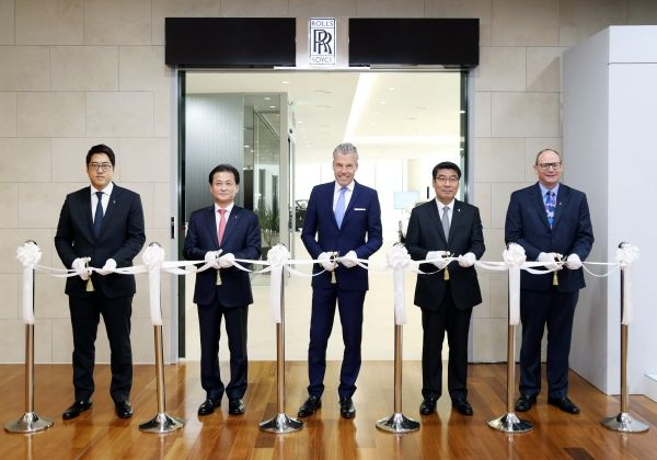 Rolls-Royce Motor Cars inaugurated new showroom in Busan, South Korea