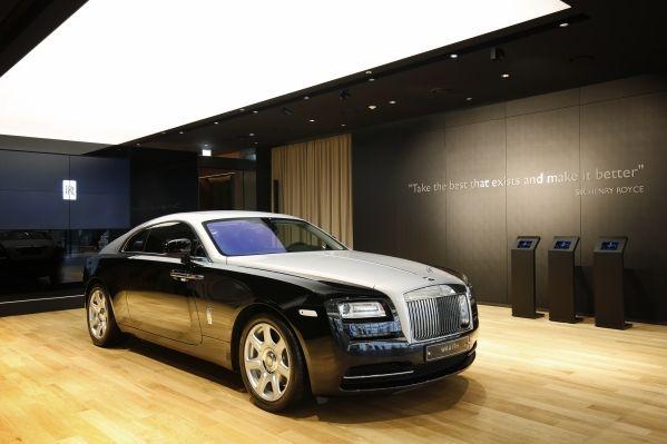 Rolls-Royce Motor Cars opens new Rolls-Royce Motor Cars Studio in South Korea