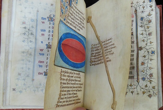 "University of St Andrews Dr Kathryn Rudy discovered 15th century book owners were early ""upcyclers"""