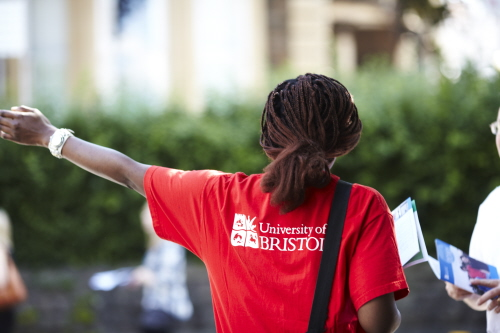 1,600 visitors to attend University of Bristol's first institution-wide postgraduate open day