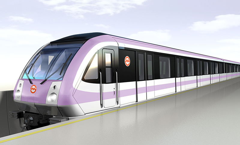 Alstom awarded EUR 31 million contract for the Shanghai line 10 phase 2