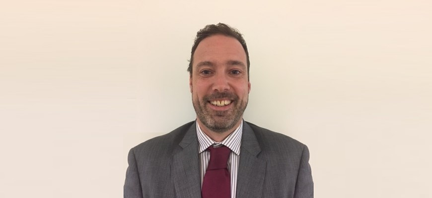 Andy Slater appointed Business Director for Metro and Light Rail at Amey