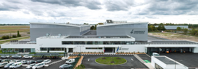 Dassault Falcon Service (DFS) opens new maintenance facility in Bordeaux-Mérignac