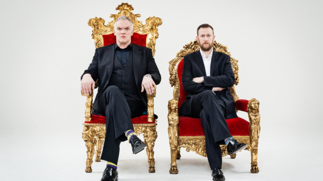 Five new unwitting comedians compete for Taskmaster series 4