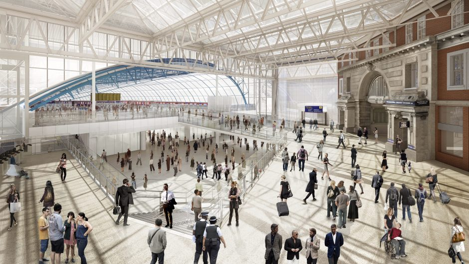 Skanska, Aecom, Colas Rail and Mott MacDonald to design and construct rail network in the South of England
