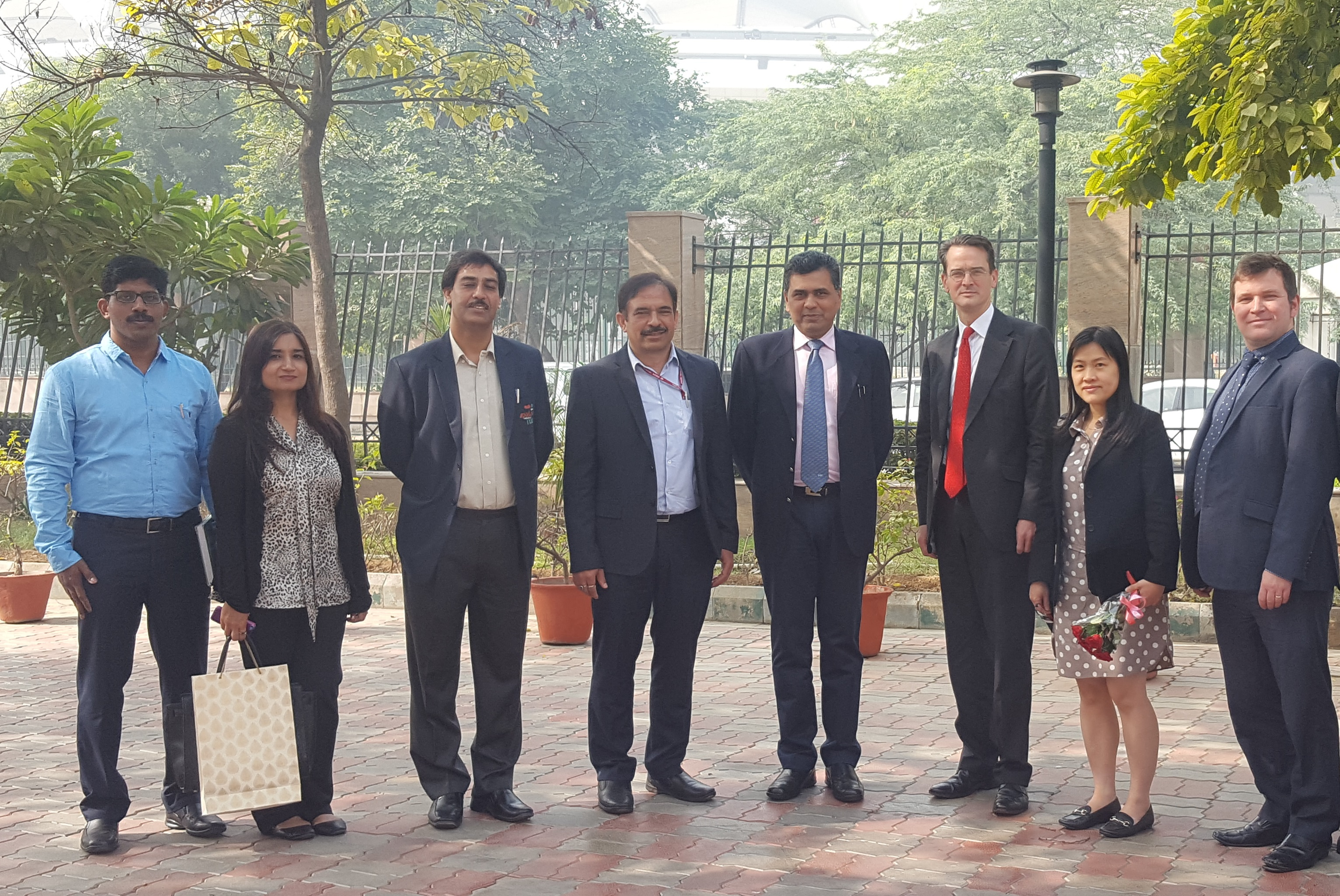 University of Birmingham and Sports Authority of India (SAI) to help improve the sporting performance of India's athletes