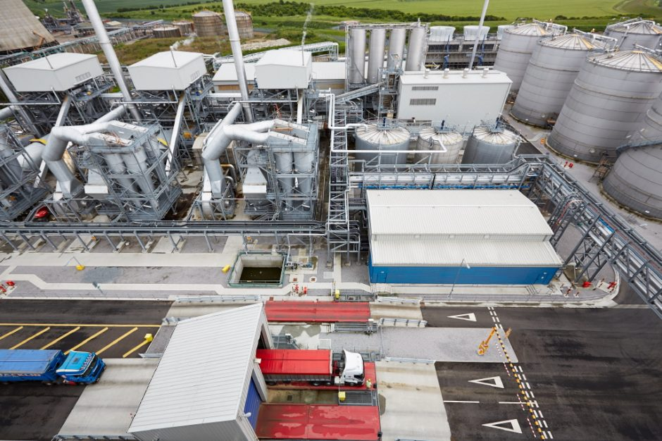 Vivergo Fuels chosen as one of the Government's partner to help North of England reach its full potential