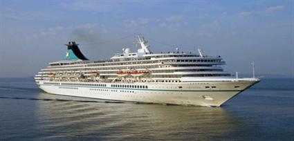 Wärtsilä to provide maintenance services for Phoenix Reisen's cruise vessel M/S Artania