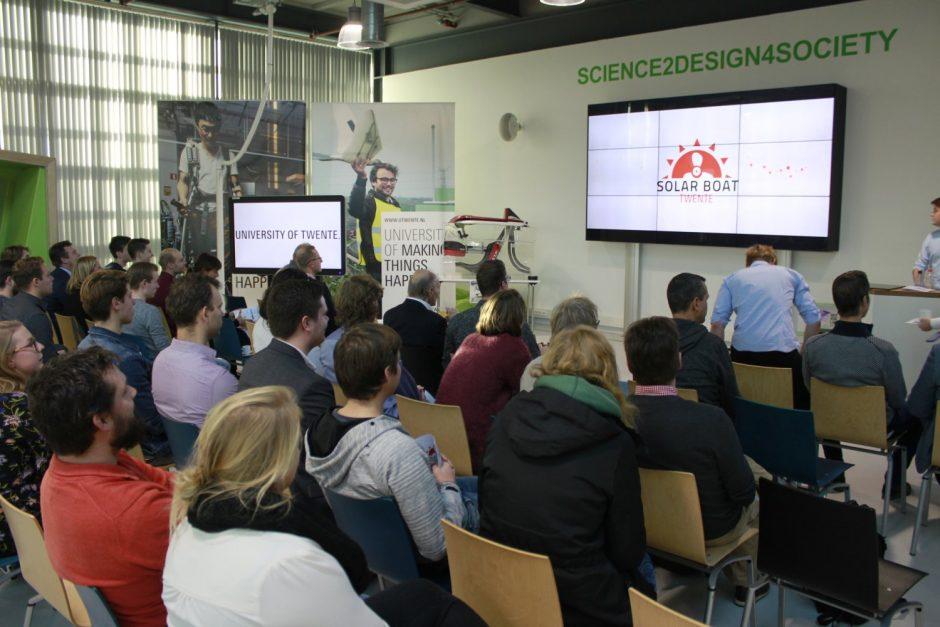 Solar Boat Twente will compete in the Monaco Solar Boat Challenge in July 2017