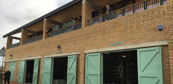Cambridge University opens new Boathouse; welcomes its three boat clubs under the same roof