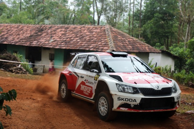 Gaurav Gill wins his home race to complete a flawless season for ŠKODA in FIA Asia-Pacific Rally Championship (APRC)