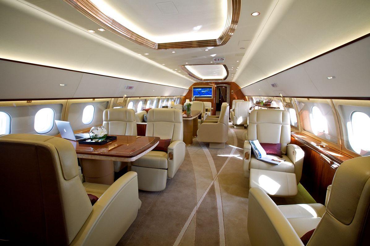 Resultado de la imagen para Fokker ACJ319NEO interior