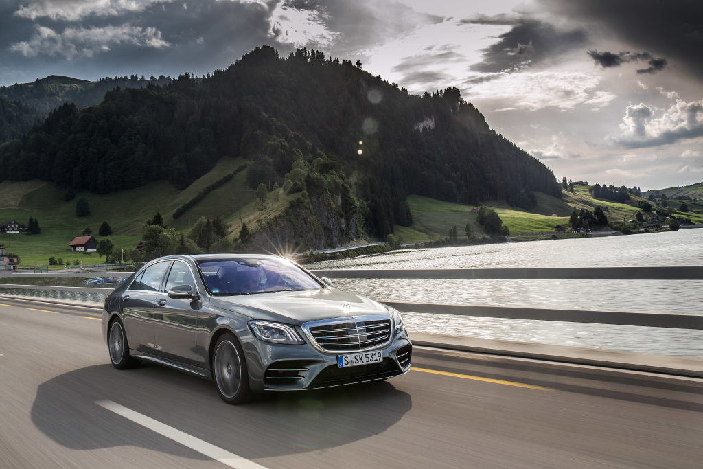Mercedes-Benz sold 2.3 million cars worldwide in 2017; China the ...