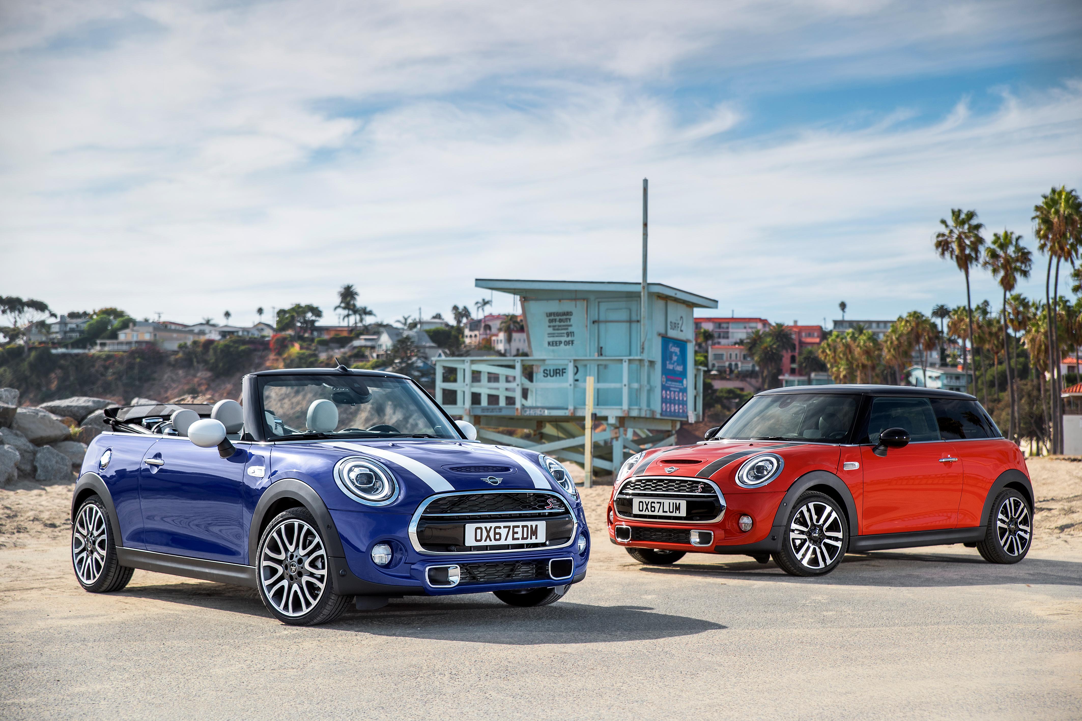 the new mini: the british premium automobile manufacturer