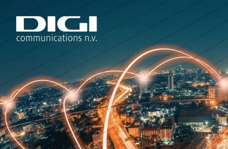 Digi Communications N.V. publishes report of legal acts concluded by the company in accordance with Romanian Law, FSA Regulation as well as the Independent Limited Assurance Report