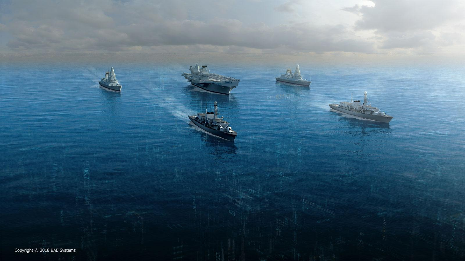 Thales Bae Systems And Cgi Team Up To Respond To The Opportunity To
