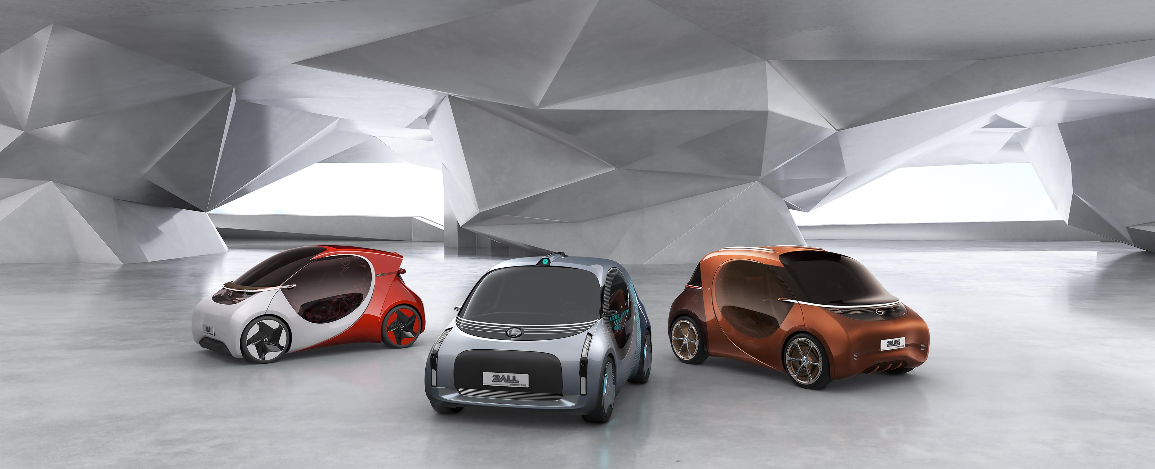 Electric Cars Electronics