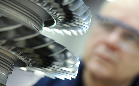 Rolls-Royce announces blisk production milestone in its Oberursel factory