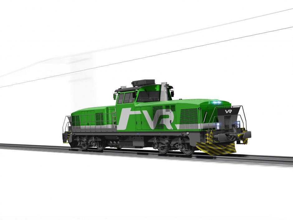 Stadler to supply 60 new locomotives to Finland's VR Group