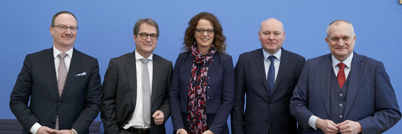The German Council of Economic Experts will look after the National Productivity Board in Germany