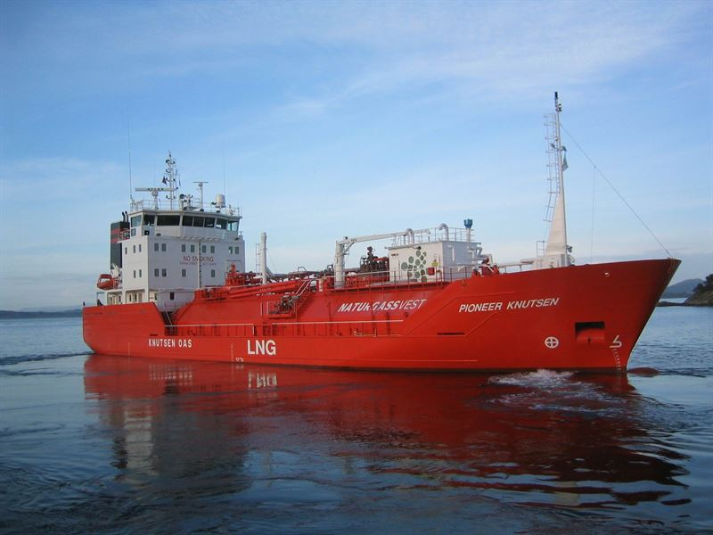 New LNG carrier for Knutsen OAS will use an integrated propulsion and cargo handling solution from Wärtsilä