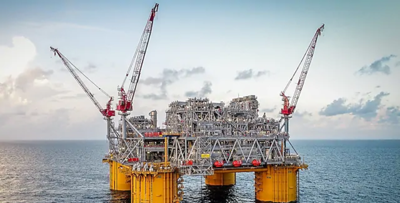 Shell's Appomattox Platform in the Gulf of Mexico now online months ahead of schedule and far under budget
