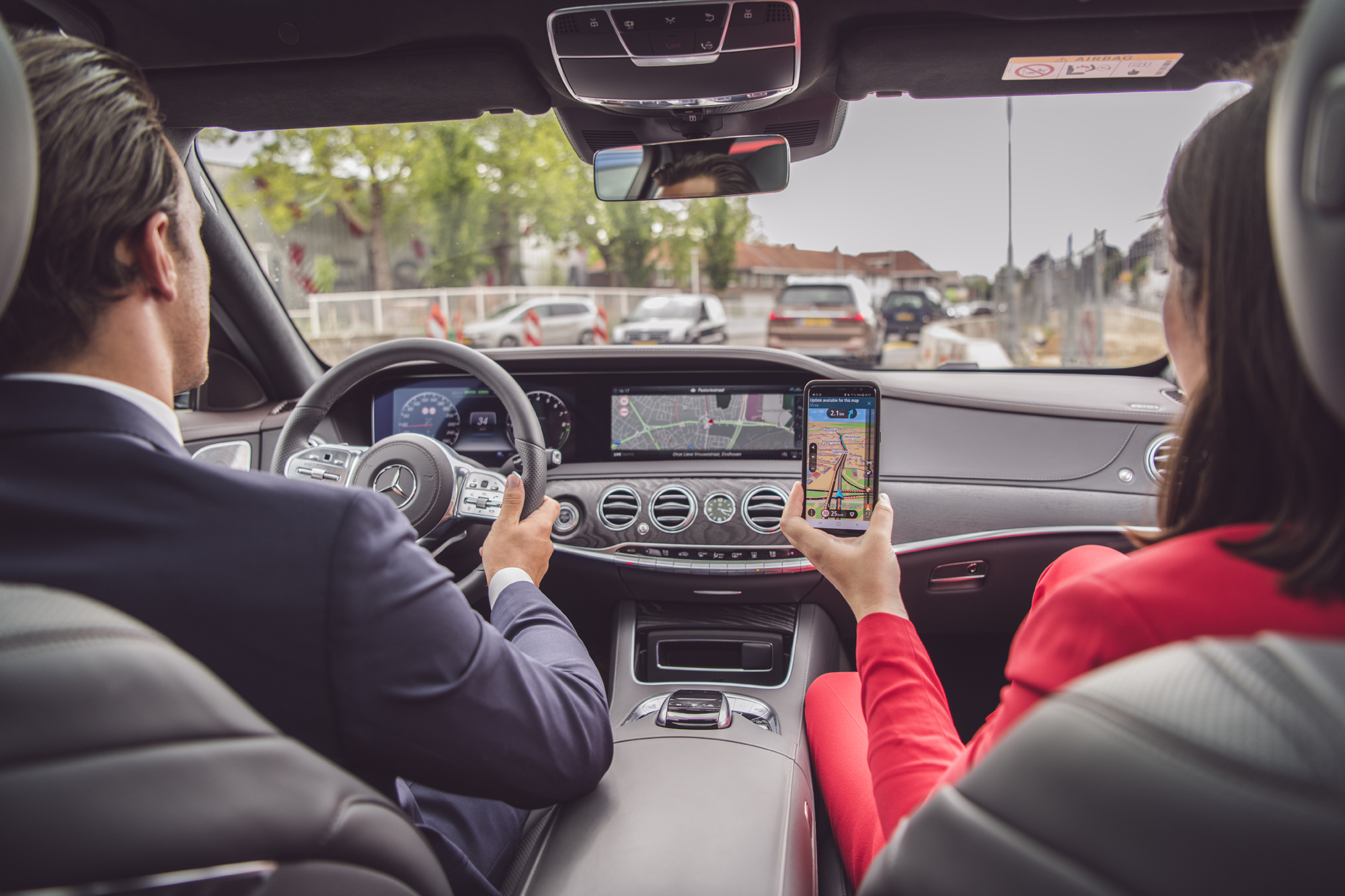 TomTom part of EU Data Task Force's proof of concept to make roads