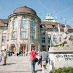 10 year long CHF 3 million grant from Credit Suisse backs an existing professorship at the University of Zurich