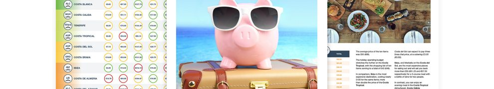 2019 Travel Trends Report: Summer Spending by Spain-Holiday.com