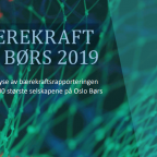 Bærekraft på børs 2019: Mowi, Norsk Hydro and Orkla integrate sustainability into their company reporting in a comprehensive, meaningful way