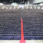100,000 Graduation Ceremony of Shincheonji Theology Center Held over 112 countries