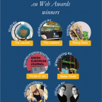 eurid.eu unveils 2019's .eu Web Awards competition winners